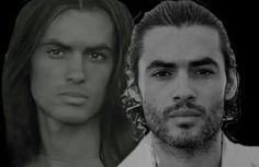 Nik Xhelilaj (Winnetou) Native American, Handsome, Actors, Hot, Beauty, Musica, Men, Beleza, Native Americans