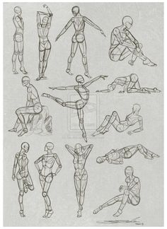 Human Figure Drawing, Figure Drawing Reference, Art Reference Poses, Figure Drawing Tutorial, Figure Drawings, Human Figure Sketches, Human Reference, Figure Sketching, Human Body Drawing