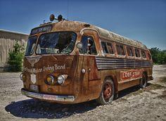 Texas Top Hands Tour Bus - Austin, TX