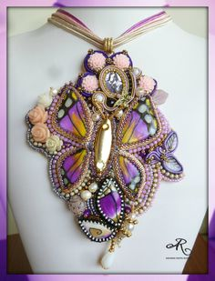 "Collana ""Butterfly Girl"""