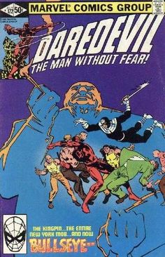 Daredevil #172 - Gang War! (Issue)