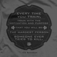 Ranger Up Hardest Person to Kill Athletic-Fit T-Shirt