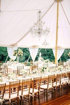 #tents  Photography: Steve DePino - stevedepino.com  Read More: http://www.stylemepretty.com/2015/02/04/traditionally-elegant-newport-wedding/