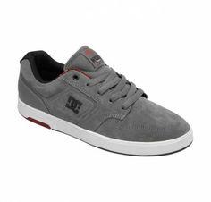 Tênis DC Shoes Men's Nyjah Shoes Grey 320360 #Tenis #DcShoes