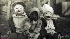 What's wrong with these kids? Top 20 Old & Absolutely Creepy Halloween Costumes https://www.airyhair.com/blog/top-20-old-absolutely-creepy-halloween-costumes/