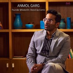 . K N O W  Y O U R  E X P E R T : . . Anmol Garg Founder @ Sales 5X | Stand Up Comic COURSE: Become a Great Public Speaker in 30 Days . . A certified NLP (Neuro Linguistic Programming) Practitioner, with more than 10,000 hours of public speaking under his belt, @anmol.garg101 is the President of the Bangalore Toastmasters Club and was awarded Best Speaker of India 2011 by Toastmasters International (TMI). . . Founder of sales training company Sales5X, Anmol has trained over 2000+ corporate… Train Companies, Best Speakers, Public Speaking, Stand By Me, 30 Day, Programming, How To Become, Training, India