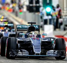 Man on pole... @lewishamilton  Bahrain 2016 #LewisHamilton#Hamilton#LH44#TeamLH#Mercedes#MercedesAMG#MercedesAMGF1#BahrainGP#F1#2016 by grand_prix_shots