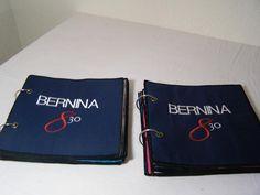 Bernina stitch bible