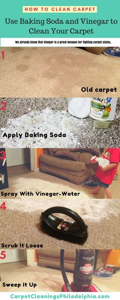 rainbow carpet cleaner how to use