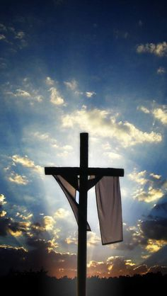 Cross Background Wallpaper Jesus For Iphone On The
