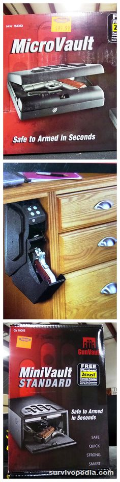 Safe Storage Solutions For Your Survival Weapon