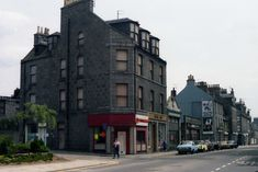 Catherine Street, Aberdeen Scotland, City By The Sea, Buildings, Survival, Street View, Places, Lugares