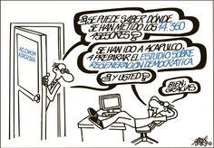 Viñeta: Forges - 10 OCT 2012 | Opinión | EL PAÍS