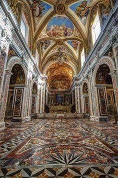 Certosa di San Martino in Naples, Italy [OC][1057x1600]