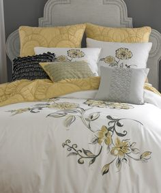 Look at this #zulilyfind! Nanette Duvet Cover by Nostalgia Home #zulilyfinds