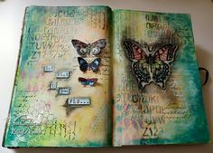 Things With Wings - Sue Carrington - Stamping Sue Style