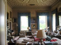 broadlands house interiors - Google Search