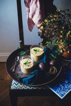 Mango & Passion Fruit Smoothie   Cashew Kitchen
