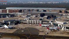 Ataque com gás tóxico atinge aeroporto de Frankfurt