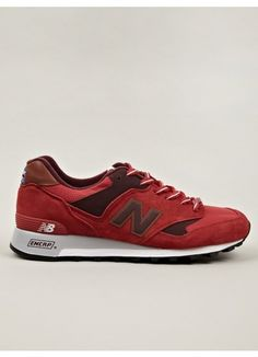 New Balance Men's Country Fair Red M577CB Sneakers