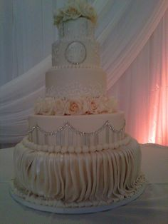 Magnificant Wedding Cake (884) | Flickr - Photo Sharing!