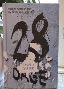 9 stars out of 10 for 28 Dage by David Safier #boganmeldelse #bookreview #bookeater. Read more reviews at http://www.bookeater.dk