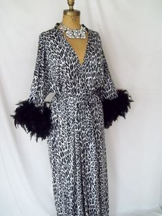 OUTRAGEOUSLY Sexy Divalicious Leopard and by GlamorousScavenger, $45.00