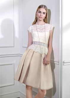Natural and Elegant Design of Matilde Cano Collection 2015 - Be Modish - Be Modish