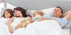 Cómo evitar que tus hijos vengan a tu cama a dormir?