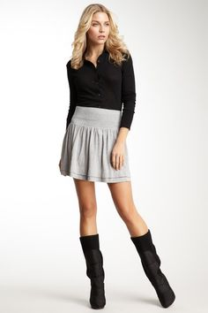 adidas SLVR Jersey Skirt on HauteLook