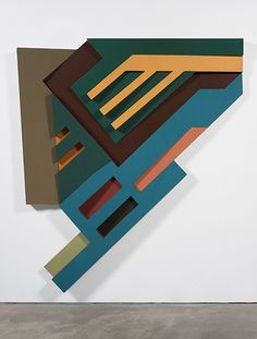 Sprueth Magers :: Exhibitions :: Frank Stella