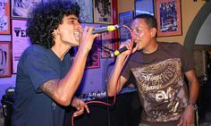 Concierto Sidestepper en Quiebra Canto. 13-feb-2010