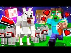 MOST OVERPOWERED MINECRAFT WOLF PET! Minecraft Wolf, Deep, Musica