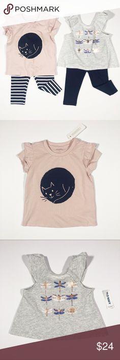 NWT Gymboree Girls Long Sleeve Top Tee Shirt NEW Choice NEW BG