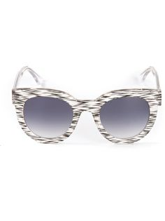 Thierry Lasry - thick rimmed sunglasses