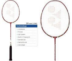 Yonex NANORAY 600 Badminton Racket, Tennis Racket, Rackets