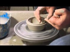 LB Ceramics:Pottery Throwing Trinket Boxes
