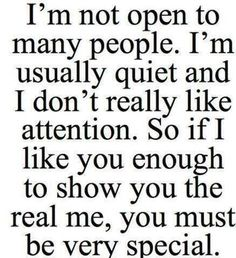 And you know who you are!