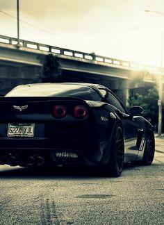 BUUUM! Corvette