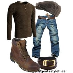 """Gents Style Files """"Casual"""""""