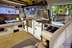 vanagon interior - Google Search