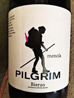 El Alma del Vino.: Bodegas Godelia Pilgrim Mencía 2014