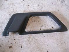 Door Interior Handle Covering Left Front W124 1247660191