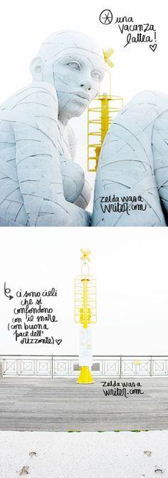 Una vacanza lattea - aprile/maggio 2013 | Zelda was a writer