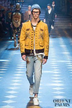 Dolce & Gabbana Fall-winter 2017-2018 - Menswear