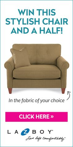 Enter To the Laurel Premier Chair and a Half! Chair And A Half, Stylish Chairs, La Z Boy, Tub Chair, Quebec, Accent Chairs, November, Arms, Relax