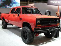 Cummins Diesel Trucks, Dodge Cummins, Old Dodge Trucks, Dodge Hemi, Dodge Pickup, Dodge Challenger, Pickup Trucks, Dodge 300, Lifted Trucks