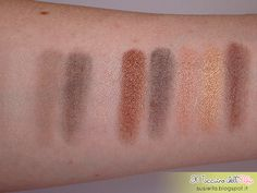 Il Taccuino dell'Elfa: Palette Nude On Nude Natural Look Kit NYX