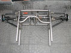 Como hacer un buggy arenero paso a paso