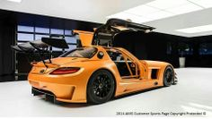 SLS GT3..